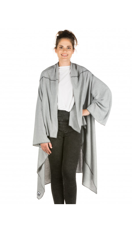 LOTalife Flip Coat Light Grey
